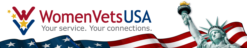 WomenVetsUSA official website